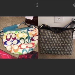 Woman handbags